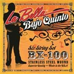 LaBella BX100 Bajo Quinto String Set