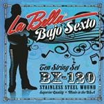 La Bella BX120 Bajo Sexto String Set