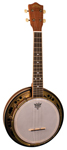 Lanikai LBUC Concert Banjolele with Gig Bag