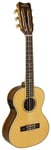 Lanikai O6EK Acoustic Electric 6 String Tenor Ukulele
