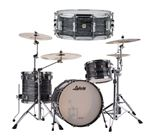 Ludwig Classic Maple 4Pc Black Oyster Pearl 1Q Free Snare Drum