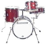 Ludwig Breakbeats by Questlove 4-Piece Shell Kit Drum Set