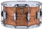 Ludwig Copperphonic 8x14 Inch Snare Drum