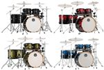 Mapex Armory Studioease Fast Drum Shell Kit