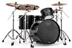 Mapex Meridian Black Limited Edition Raven 4 Piece Shell Kit