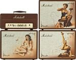 Marshall Custom Shop C5 Pin-Up Guitar Amp Stack