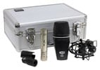 MXL Essentials Kit Drum Microphone Package