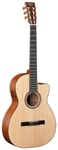 Martin 000C Classical Acoustic Electric Guitar Natural with Case