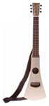 Martin BackPacker Nylon String Travel Guitar Natural with Gig Bag