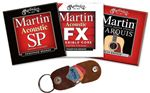 Martin Acoustic Guitar String Variety Package