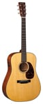 Martin D18E Retro Acoustic Electric Guitar Natural with Case