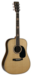 Martin D-35 Seth Avett Custom Signature Acoustic Electric Guitar wCase