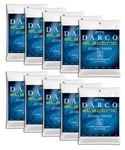 Martin D9600 Darco Nickel Wound Electric Guitar Strings 10 Pack