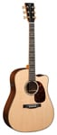 Martin DCPA1 Plus Acoustic Electric Dreadnought Natural with Case
