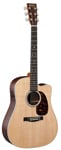 Martin DCPA4 Rosewood Acoustic Electric Guitar Natural with Case