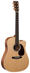 Martin DCPA4 Siris Performing Artist Acoustic Electric with Case