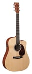 Martin DCPA5 Acoustic Electric Guitar Natural with Case