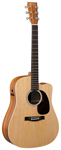 Martin DCPA5K Acoustic Electric Guitar Natural