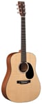 Martin DRS2 Acoustic Electric Dreadnought Guitar Natural with Case