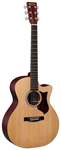 Martin GPCPA4 Sapele Performing Artist AE Guitar with Case