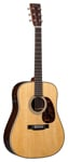 Martin HD28E Retro Acoustic Electric Guitar Natural with Case