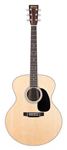 Martin J35E Grand Jumbo Acoustic Electric Guitar with Case