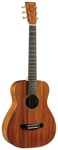 Martin LXK2 Little Martin Koa Acoustic Guitar Natural with Gig Bag