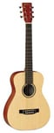 Martin LXME Acoustic Electric Guitar Natural with Gig Bag