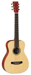 Martin LXME Little Martin Acoustic Electric Guitar with Gig Bag