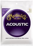 Martin 41M175 80/20 Bronze Acoustic Guitar Strings Custom Light
