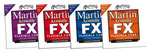 Martin FX 92/8 Phosphor Bronze Acoustic Guitar Strings