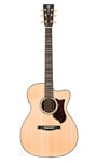 Martin OMCPA1 Plus Acoustic Electric Guitar with Case