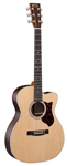Martin OMCPA4 Rosewood Acoustic Electric Guitar with Case