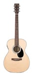 Martin OM1E Acoustic Electric Guitar with Case