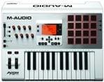 M Audio Axiom AIR 25 Keyboard Controller w/PTE