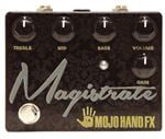 Mojo Hand Effects Magistrate Distortion Pedal