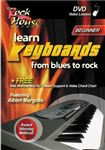 Rock House Learn Keyboards Blues to Rock