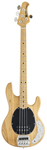 Music Man Classic StingRay Electric Bass Guitar with Case Natural