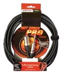 Hot Wires Male XLR to 1/4 Inch TRS Cable