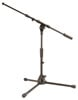 On Stage MS9411TB Plus Telescoping Boom Kick Drum Mic Stand