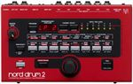Nord Drum 2 Modeling Drum Synthesizer Module