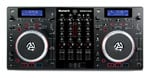 Numark Mixdeck Quad CD and Media Player DJ Controller