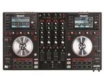 Numark NV Dual Display USB DJ Controller with Audio Interface