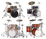 Pearl Masters MCX924X Maple 4-Piece Shell Kit