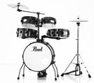Pearl RT565 Rhythm Traveler POD 5 Piece Drum Set