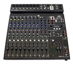 Peavey PV 14 14 Channel Stereo Mixer with Compression and Bluetooth