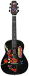 Peavey Marvel Spiderman Half Size Acoustic Guitar