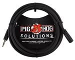 Pig Hog Solutions 35mm TRS Headphone Extension Cable 10ft