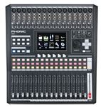 Phonic IS16 16-channel digital mixer