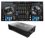 Pioneer DDJRZ Professional DJ Controller with Case